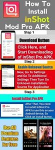 inshot pro apk download